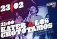 """Kater&LosChototamos в """"Старой Гаване"""" 1"""