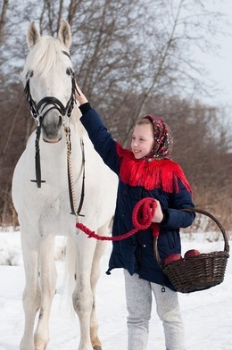 Фотопроект «Зимняя сказка»