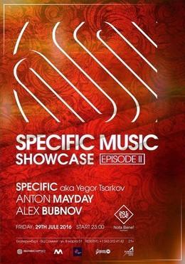 Specific Music Showcase [Episode II]