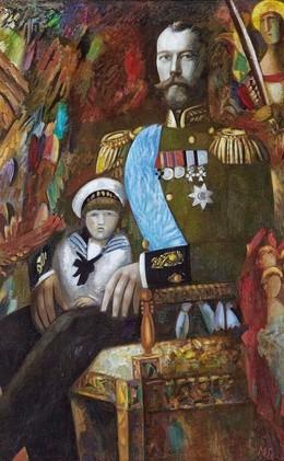 Персональная выставка Миши Брусиловского