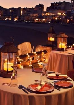 Романтический ужин своими руками