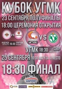 Баскетбол. Кубок УГМК