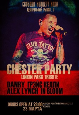 Chester party