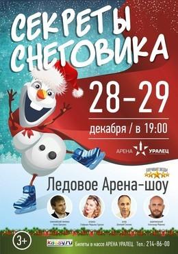 Ледовое арена-шоу «Секреты снеговика»