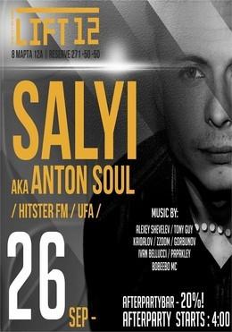 dj-Anton Soul/Saliy