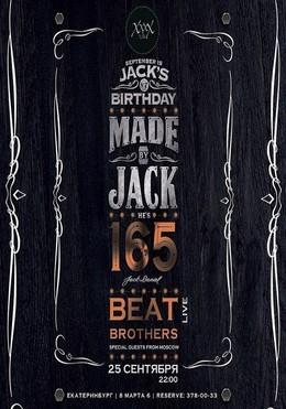 MR.JACK'S BIRTHDAY