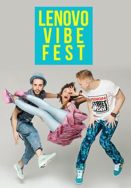 Lenovo Vibe Fest
