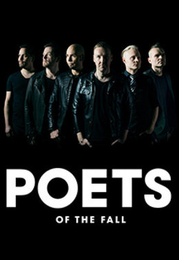 Концерты Poets of the Fall 31 октября, вс