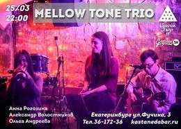 Mellow Tone Trio
