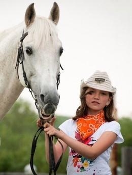 """Детский конный лагерь """"Осень в Конеграде"""""""