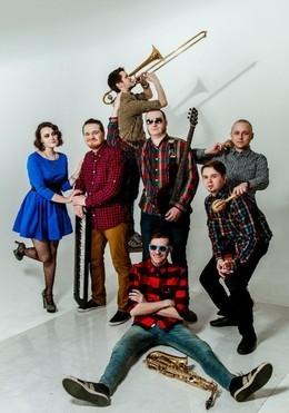 SkaЧай Covers band в «Cannonball Brasserie»