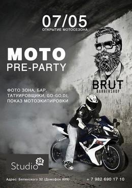 MOTO Pre party