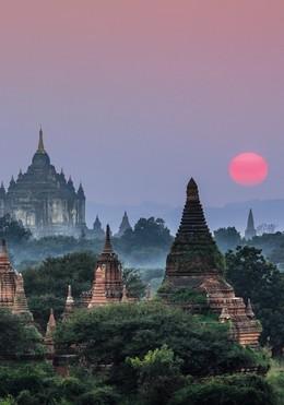 Из Бирмы в Мьянму