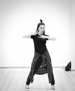 Открытый урок в M & Dance