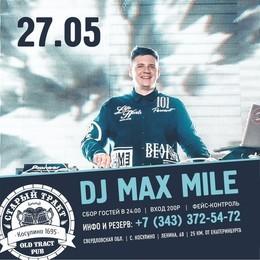Dj Max Mile