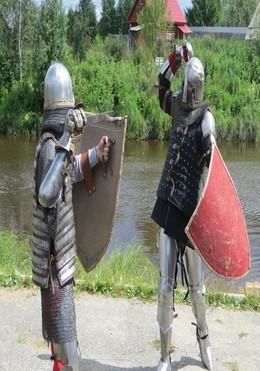 Ермак - путь воинской славы