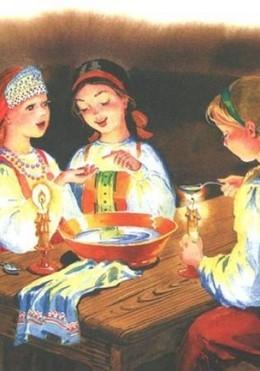СтрашнЫе вечера в усадьбе Ошуркова