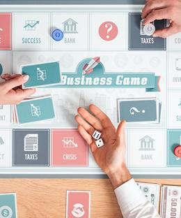 Первый Фестиваль трансформационных и бизнес-игр «Резиденция игр»