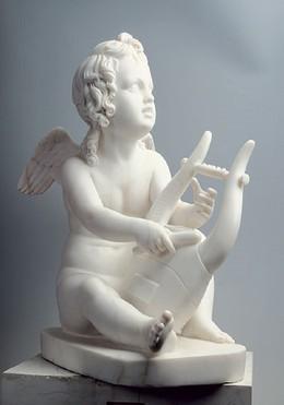 Итальянская мраморная скульптура XIX века