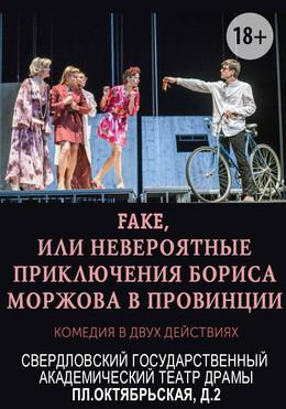 FAKE, или Невероятные приключения Бориса Моржова в провинции