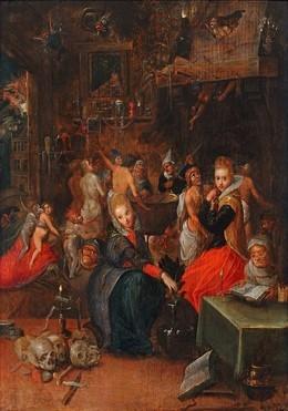 Зеркало жизни. Бытовой жанр в искусстве Голландии и Фландрии XVII века
