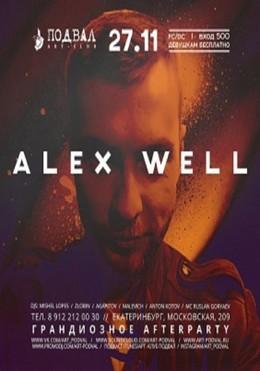 Alex Well