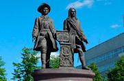 Памятник Татищеву и де Геннину -