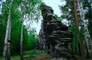Чертовое городице - Скалы