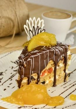 Оформление и дегустации торта вашей мечты!