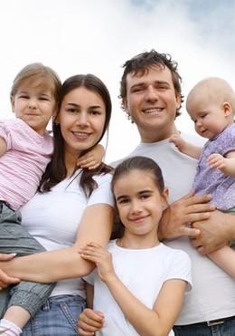 Акция для многодетных родителей!