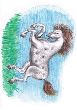 """Конкурс детских рисунков """"Нарисуй свою лошадку!"""""""