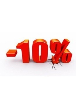 Весь февраль скидка 10%
