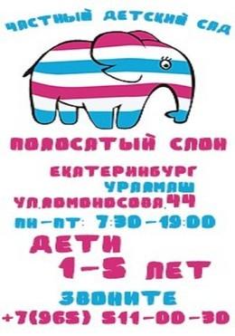 """Акции в """"Полосатом слоне"""""""