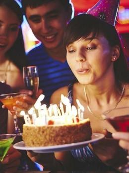 Скидка = возрасту – шикарное предложение для именинников!