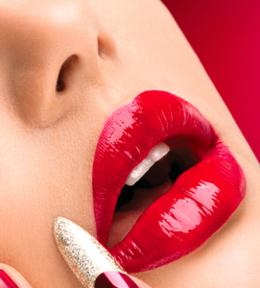 Татуаж «Эффект объемных губ» со скидкой 49%