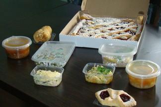 Эксперимент: тестируем доставку обедов «Alladin Catering»