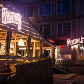 Официальное открытие Vertolёt Grill & bar!