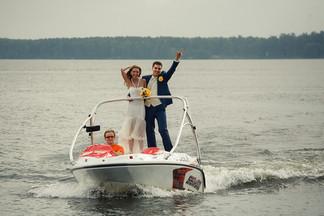 Где отметить свадьбу? Шатер, веранда на воде и другие интересные площадки «Лесной сказки»