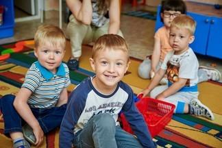 Фотофакт: как проходит день в детском саду?