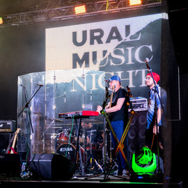 Ural Music Night Плотинка. Начало!
