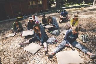 Галерея «СВИТЕР» запускает новый проект - современный молодежный лагерь «СМОЛА».