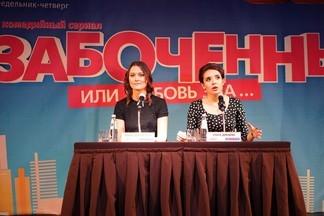 Сочетание лирики и жесткого юмора: на ТНТ стартовал сериал «Озабоченные, или Любовь зла»