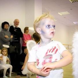Хэллоуин в М&Dance