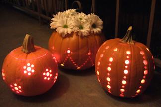 Фонарь Джека и новые поделки из тыквы: готовимся к Хэллоуину!
