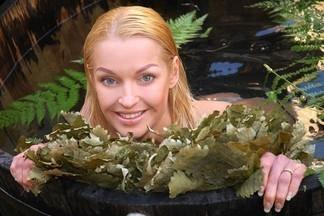 Звездная баня: отдыхаем вслед за Анастасией Волочковой и Олегом Меньшиковым