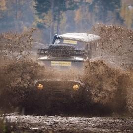 III этап серии OFF ROAD: Уральская Грязь.