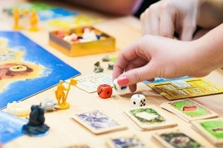 Сегодня в городе пройдет первый семейный фестиваль настольных игр