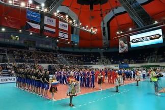 В Екатеринбурге торжественно открыли Кубок Ельцина-2015