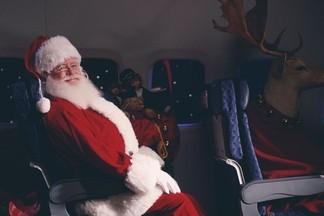 Дед Мороз закупается онлайн: в Екатеринбург самолетами доставили 600 тонн подарков
