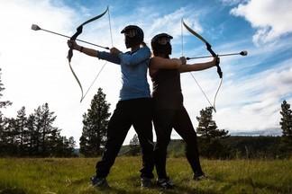 Новое развлечение – стрельба из лука «Archery Tag». Почувствуй себя героем «Игры престолов» и «Голодных игр»